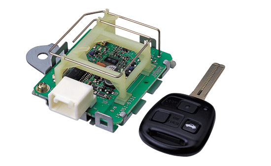 Иммобилайзер для автомобиля 166