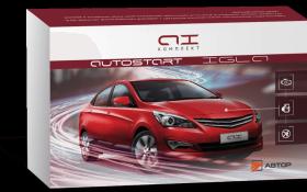 АКЦИЯ! Весь декабрь «АВТОР» дарит объёмную скидку на комплект Autostart+IGLA!