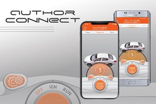 В мобильном приложении Author CONNECT появились новые функции