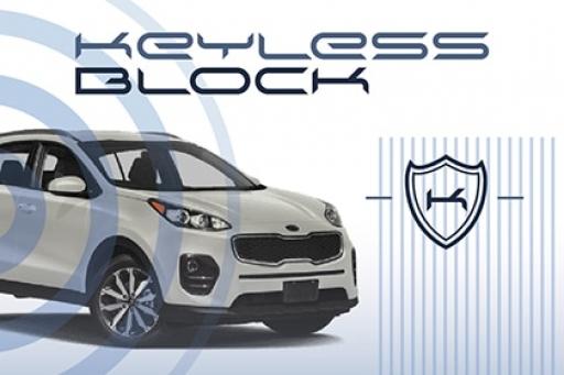 Расширение списка поддерживаемых моделей для KEYLESS BLOCK!