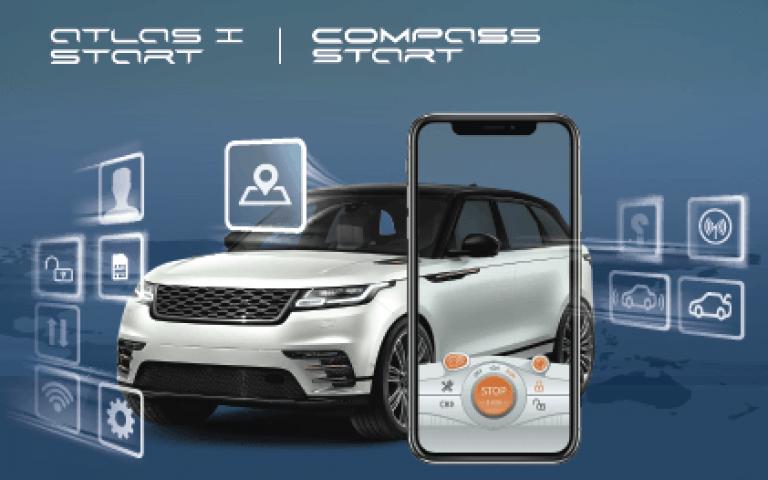 Модульная  защита  «АВТОР»:  ATLAS  I  START  и  COMPASS  START