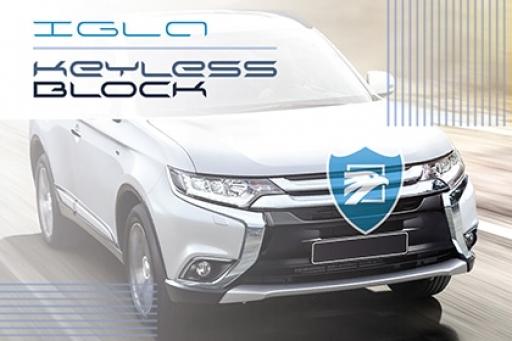 Новые модели Mitsubishi добавлены в поддержку IGLA и KEYLESS BLOCK
